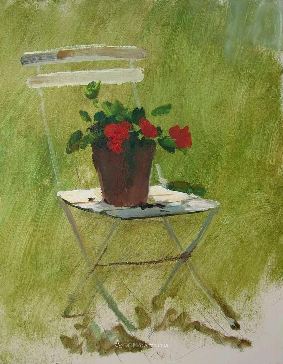 绘画步骤 | 俄罗斯画家谢尔盖·图图诺夫作品一插图17
