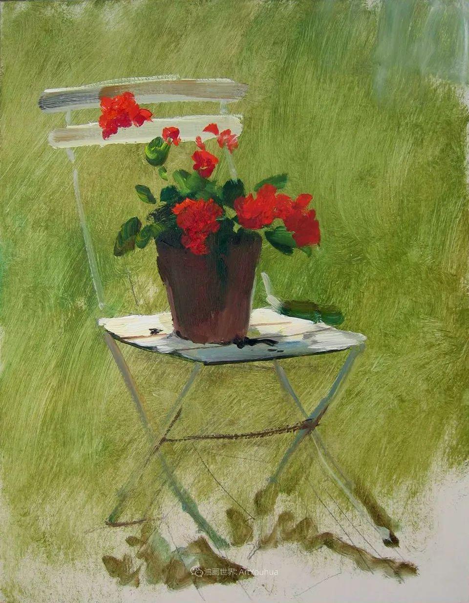 绘画步骤 | 俄罗斯画家谢尔盖·图图诺夫作品一插图19