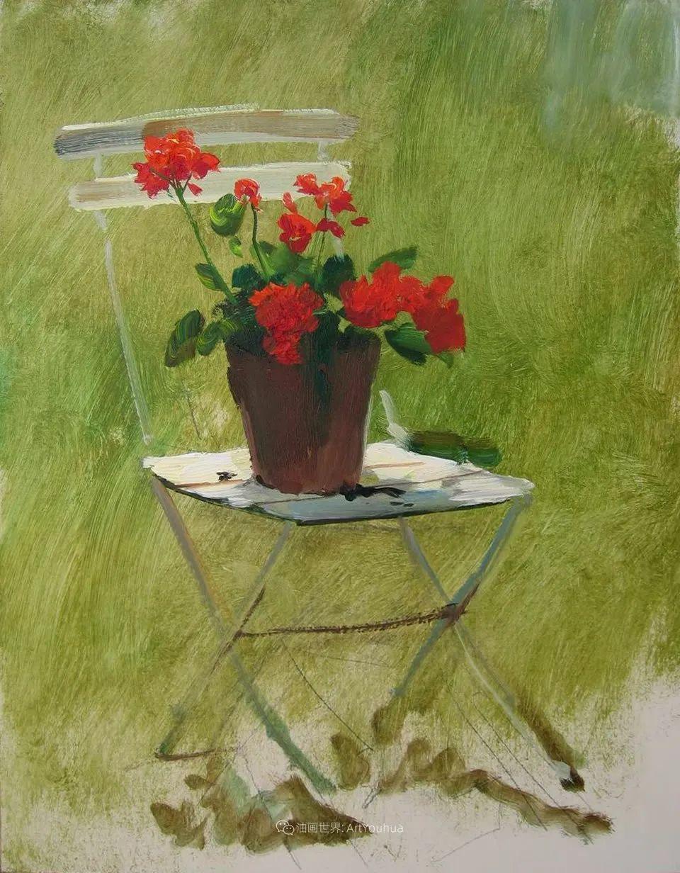 绘画步骤 | 俄罗斯画家谢尔盖·图图诺夫作品一插图21