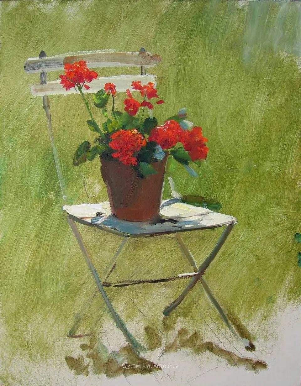 绘画步骤 | 俄罗斯画家谢尔盖·图图诺夫作品一插图25