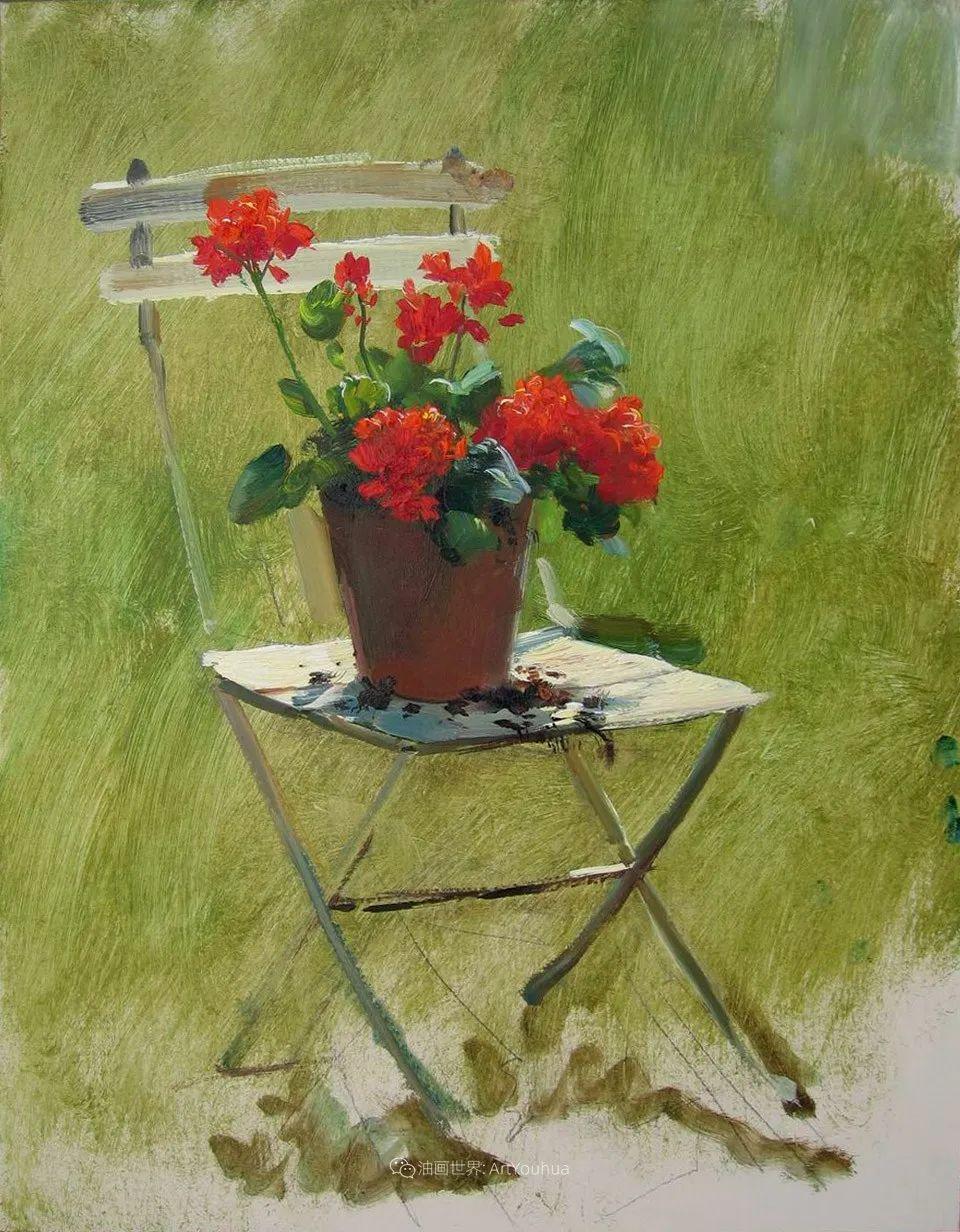 绘画步骤 | 俄罗斯画家谢尔盖·图图诺夫作品一插图29
