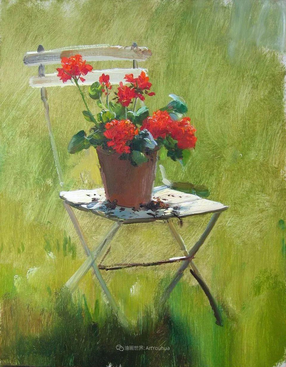 绘画步骤 | 俄罗斯画家谢尔盖·图图诺夫作品一插图33