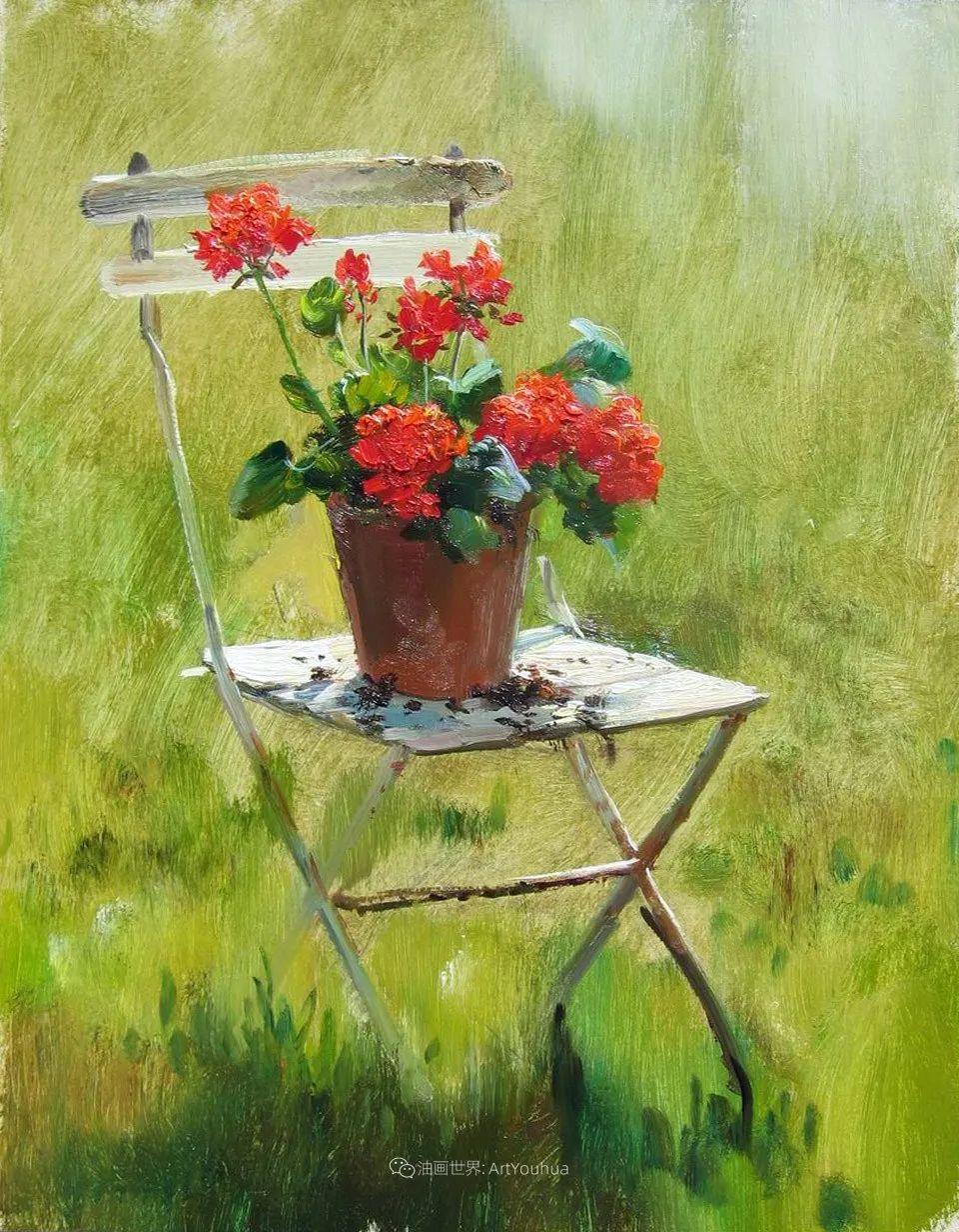 绘画步骤 | 俄罗斯画家谢尔盖·图图诺夫作品一插图35