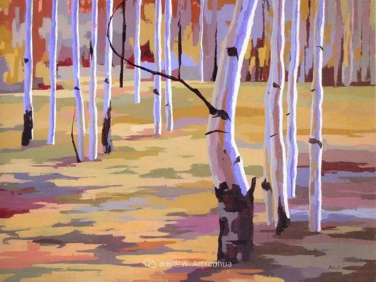 抽象和现实之间,大胆的笔触,简单的形式!插图86