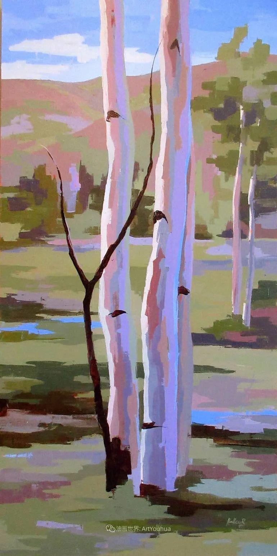 抽象和现实之间,大胆的笔触,简单的形式!插图92