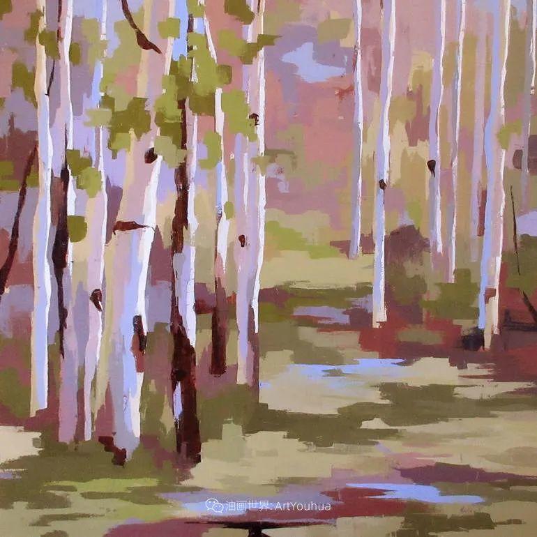 抽象和现实之间,大胆的笔触,简单的形式!插图132