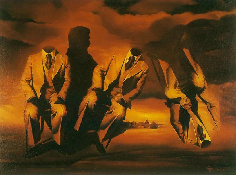 伊朗当代现实主义画家,也是空手道高手!插图3