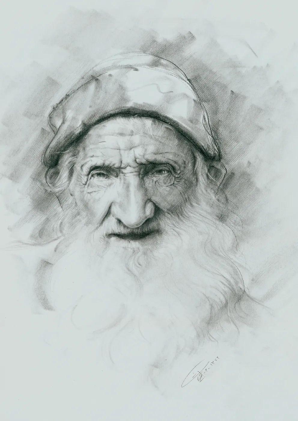伊朗当代现实主义画家,也是空手道高手!插图13