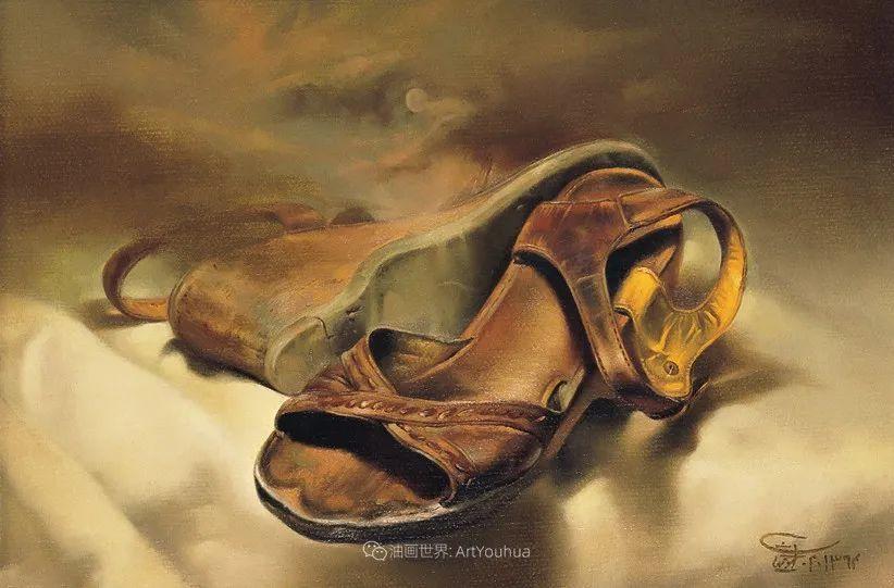 伊朗当代现实主义画家,也是空手道高手!插图17