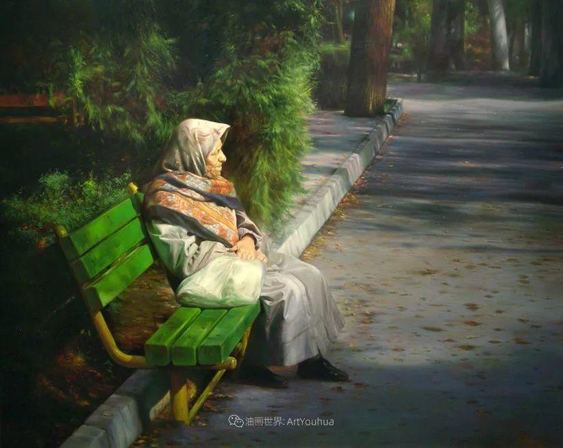 伊朗当代现实主义画家,也是空手道高手!插图35
