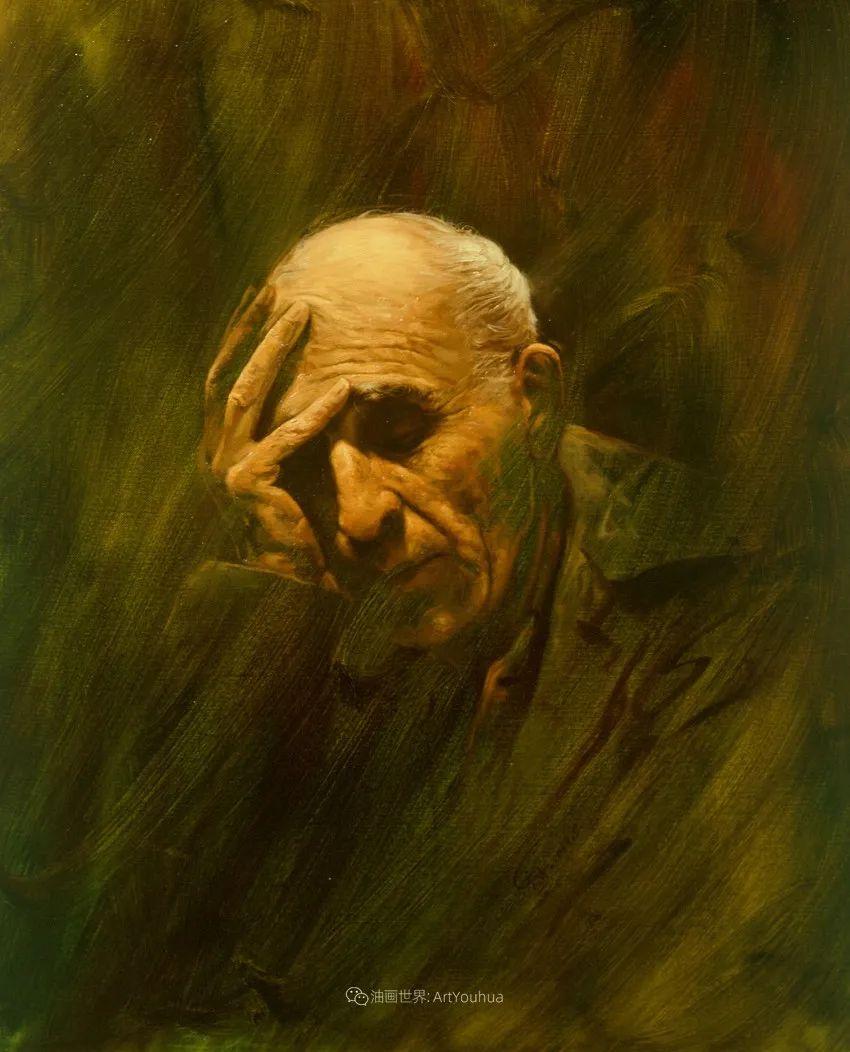 伊朗当代现实主义画家,也是空手道高手!插图37