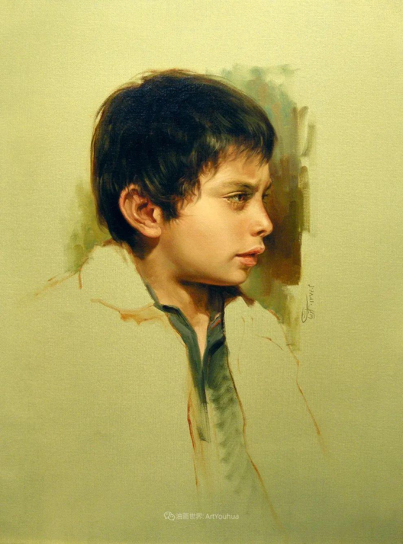 伊朗当代现实主义画家,也是空手道高手!插图43