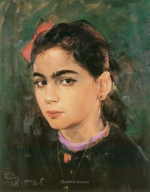 伊朗当代现实主义画家,也是空手道高手!插图61