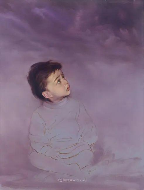 伊朗当代现实主义画家,也是空手道高手!插图63