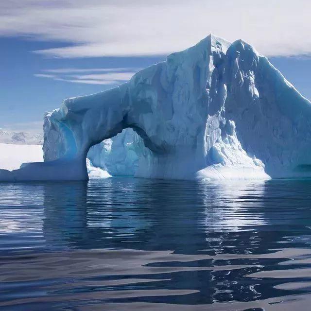 她用手指画出震撼的冰山,俘获上千万粉丝的心插图