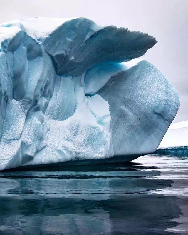 她用手指画出震撼的冰山,俘获上千万粉丝的心插图4