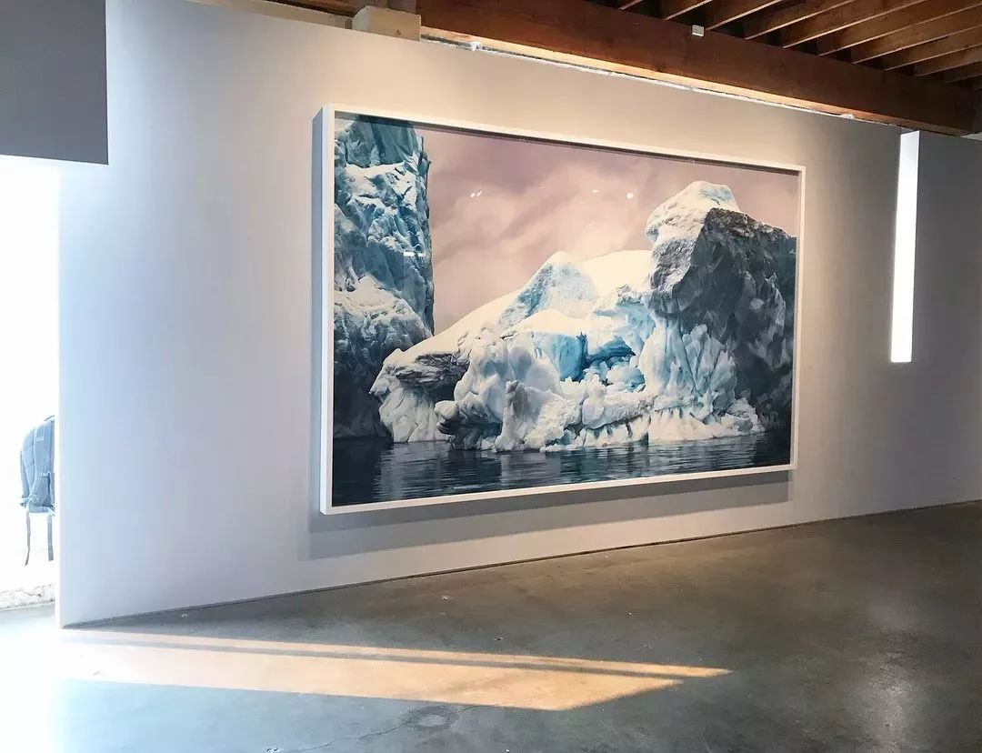 她用手指画出震撼的冰山,俘获上千万粉丝的心插图59