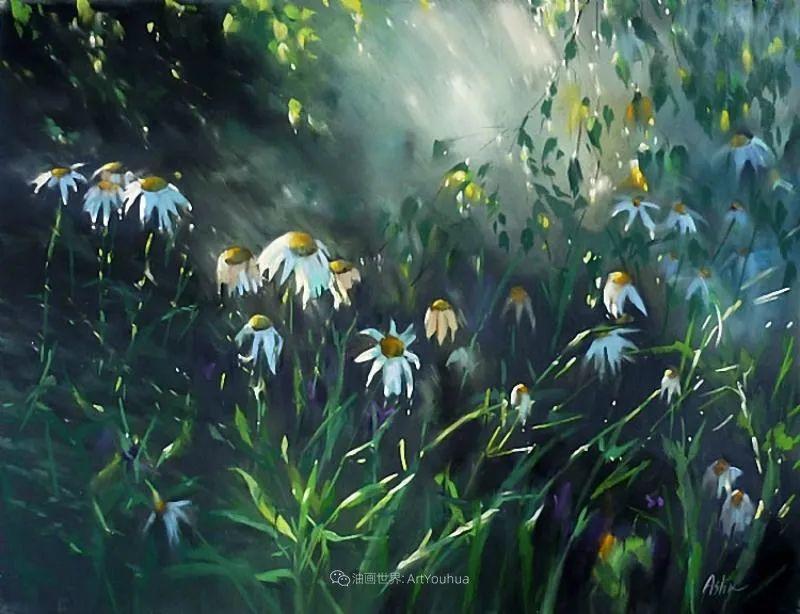 美妙的光影变化,粉彩花卉!插图39