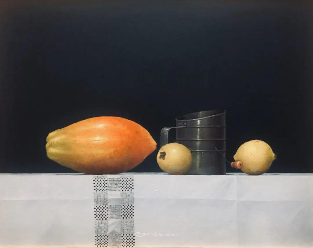感受细腻柔和的光,巴拉圭艺术家埃尔南·米兰达插图1