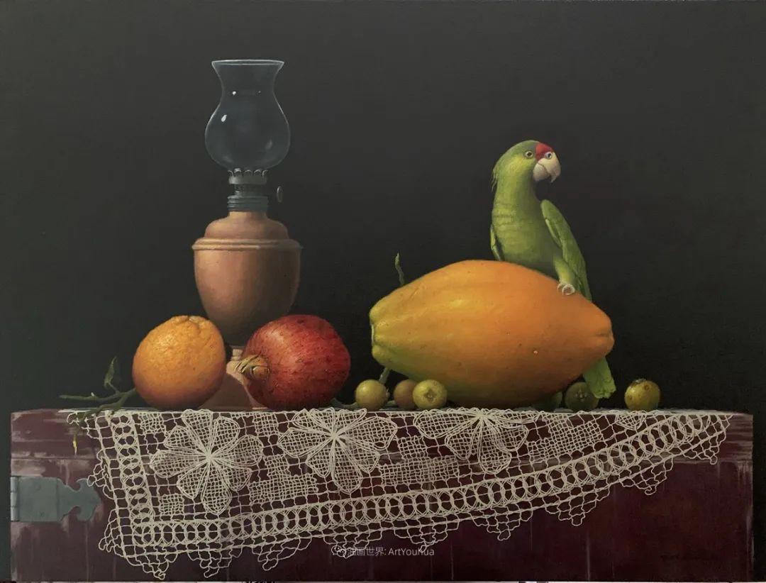 感受细腻柔和的光,巴拉圭艺术家埃尔南·米兰达插图3