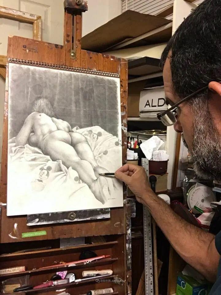 感受细腻柔和的光,巴拉圭艺术家埃尔南·米兰达插图19