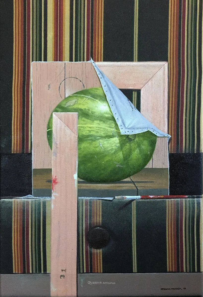 感受细腻柔和的光,巴拉圭艺术家埃尔南·米兰达插图27