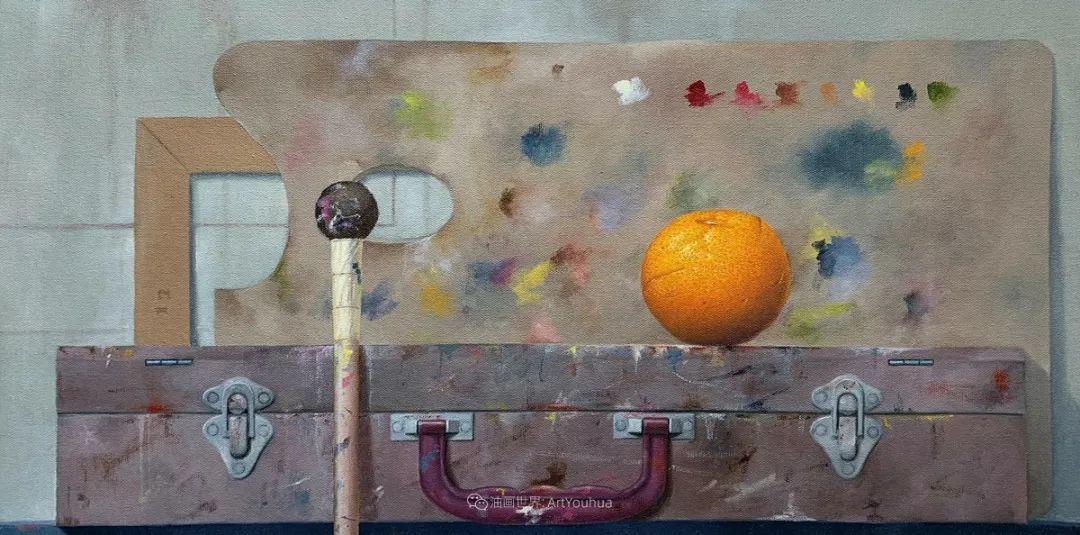 感受细腻柔和的光,巴拉圭艺术家埃尔南·米兰达插图31