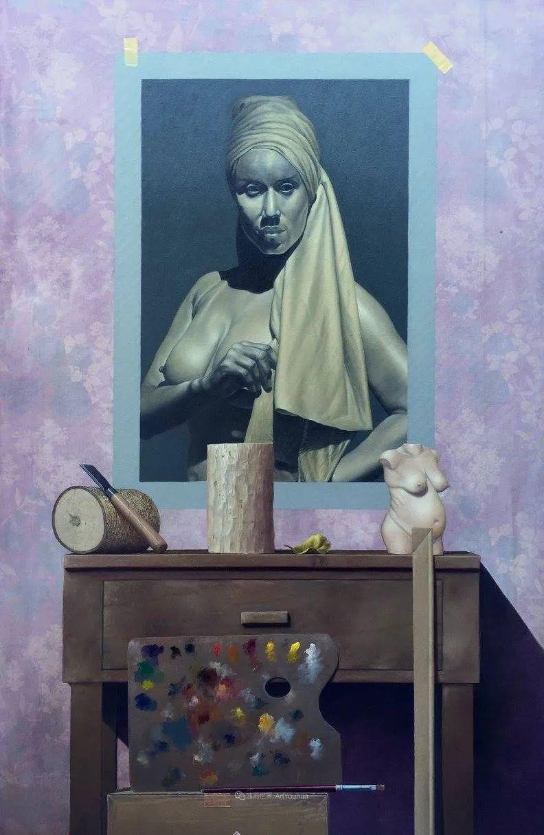感受细腻柔和的光,巴拉圭艺术家埃尔南·米兰达插图39