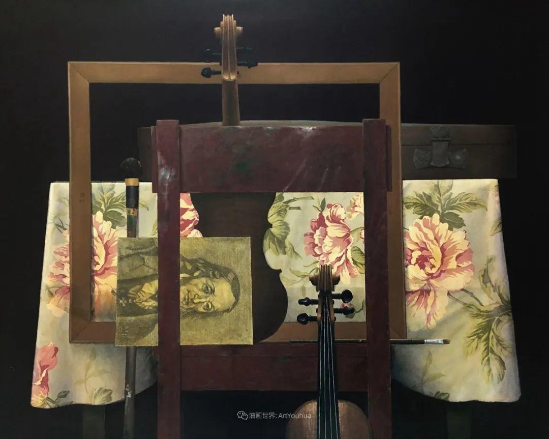 感受细腻柔和的光,巴拉圭艺术家埃尔南·米兰达插图43