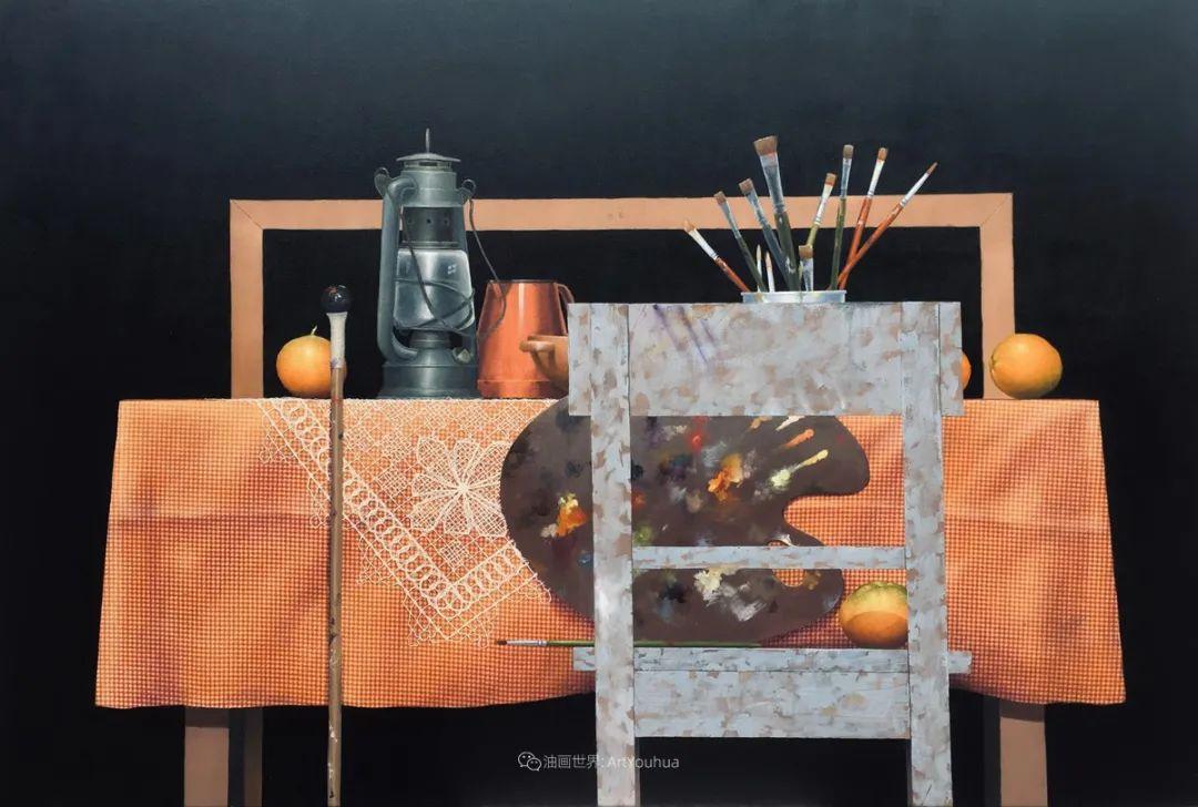 感受细腻柔和的光,巴拉圭艺术家埃尔南·米兰达插图45