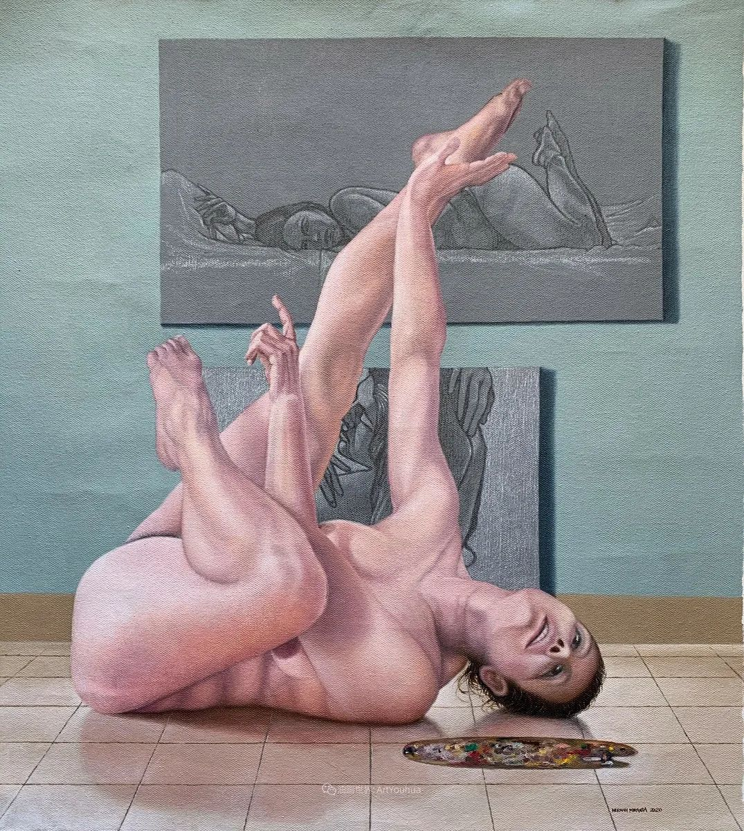 感受细腻柔和的光,巴拉圭艺术家埃尔南·米兰达插图61
