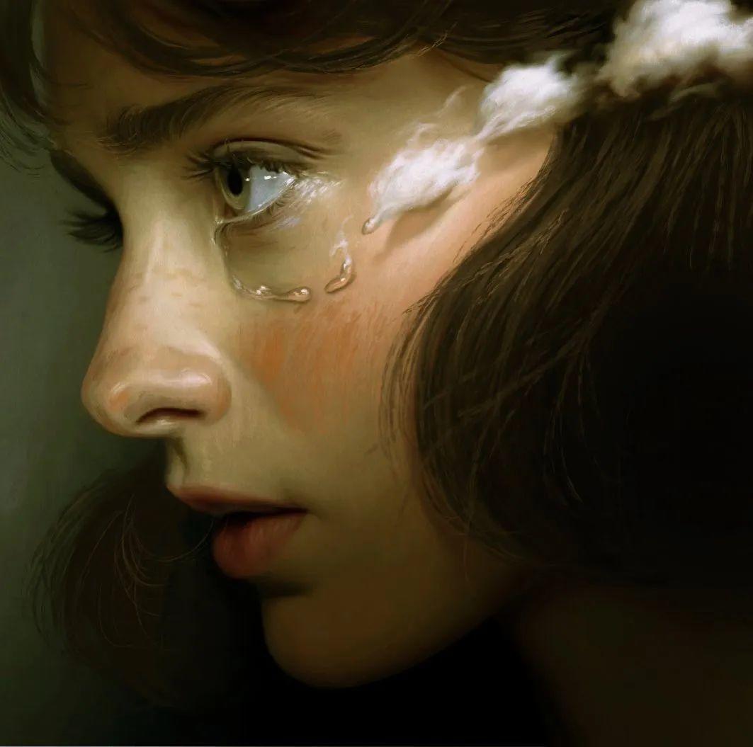 令人惊异的超现实主义肖像画,好有创意!插图21