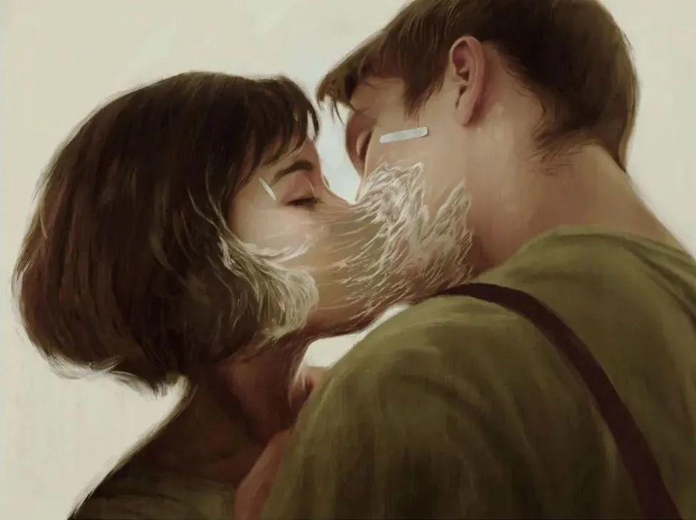 令人惊异的超现实主义肖像画,好有创意!插图23