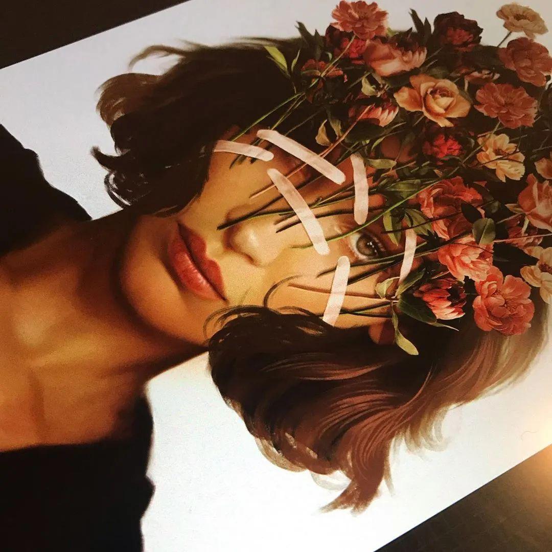 令人惊异的超现实主义肖像画,好有创意!插图27