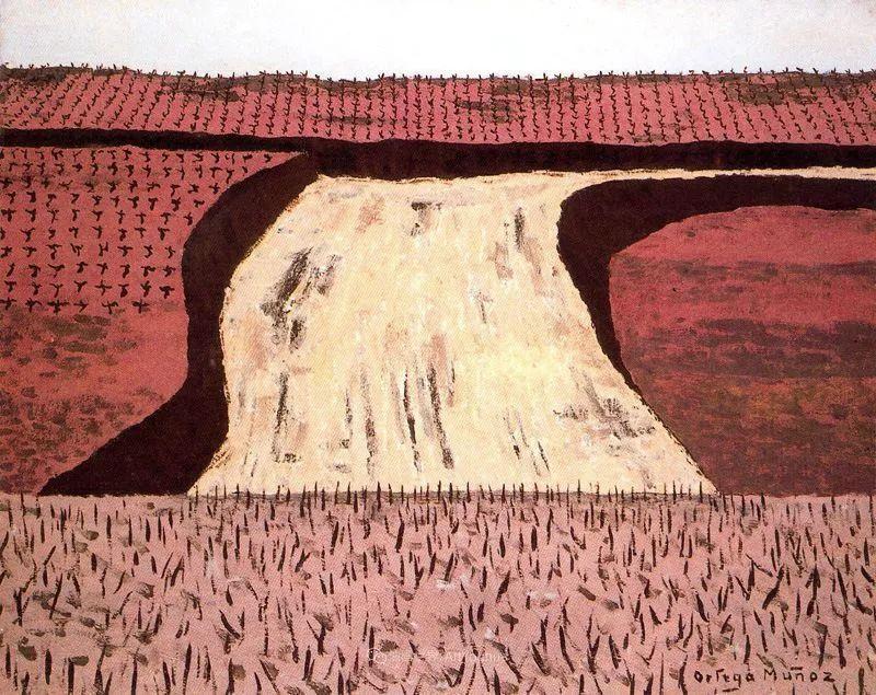 质朴的风景,干燥土地上重复着的孤木!插图15