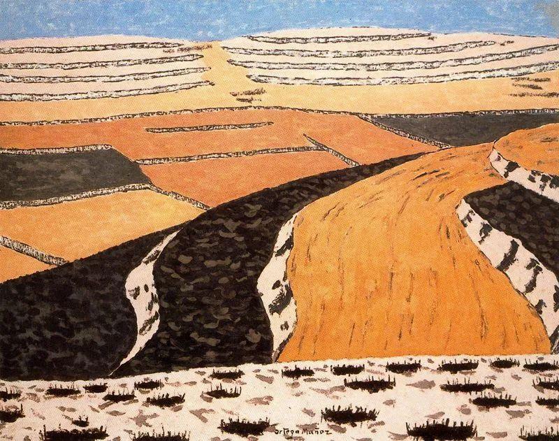 质朴的风景,干燥土地上重复着的孤木!插图17