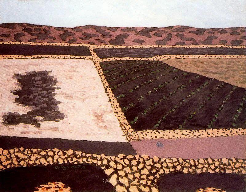 质朴的风景,干燥土地上重复着的孤木!插图35