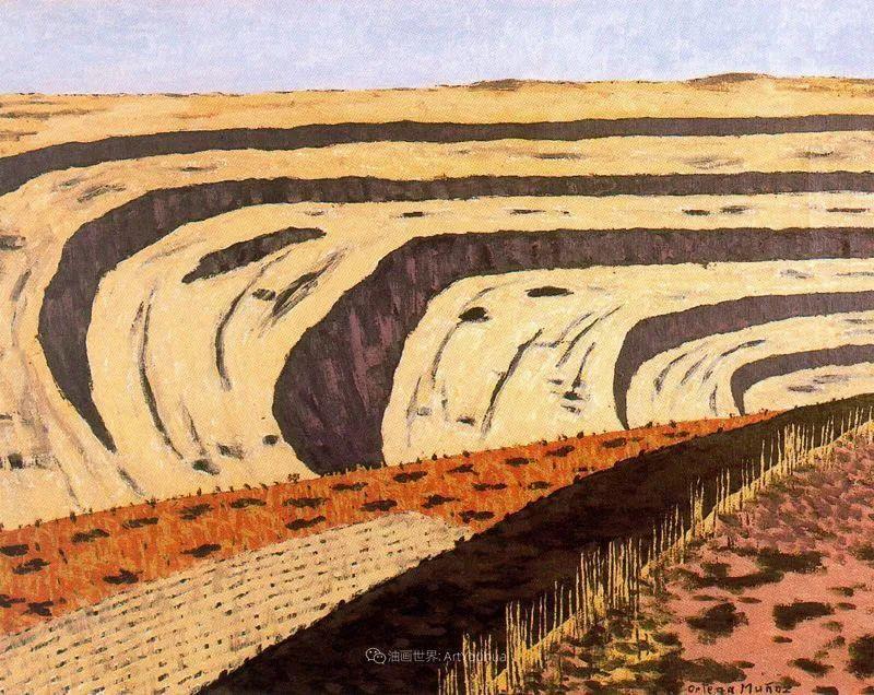质朴的风景,干燥土地上重复着的孤木!插图47