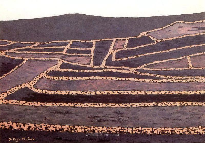 质朴的风景,干燥土地上重复着的孤木!插图57