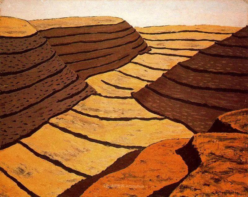 质朴的风景,干燥土地上重复着的孤木!插图63