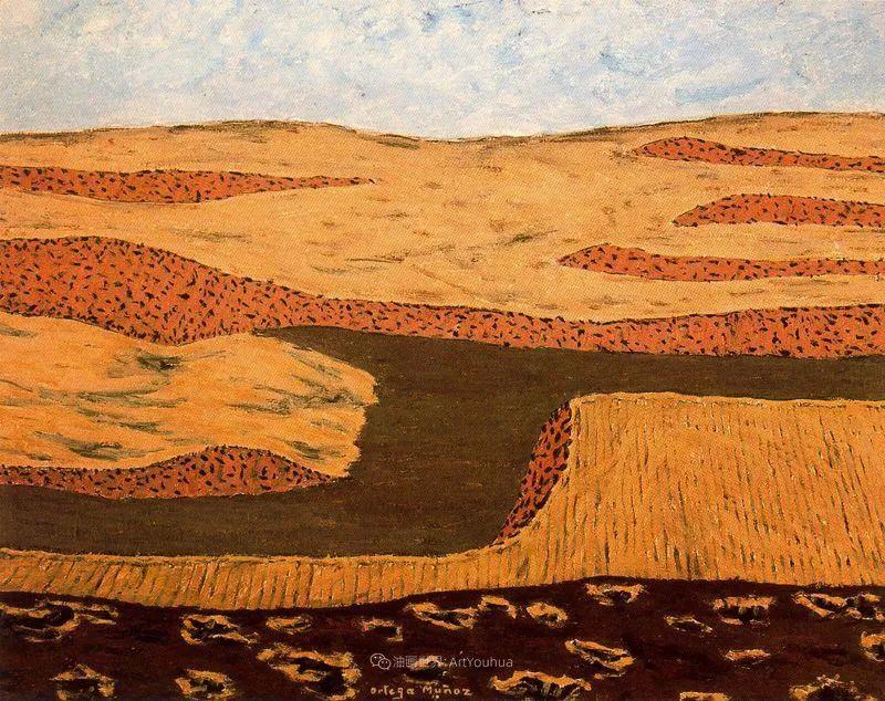 质朴的风景,干燥土地上重复着的孤木!插图65