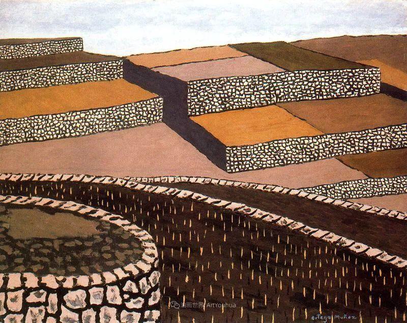 质朴的风景,干燥土地上重复着的孤木!插图67