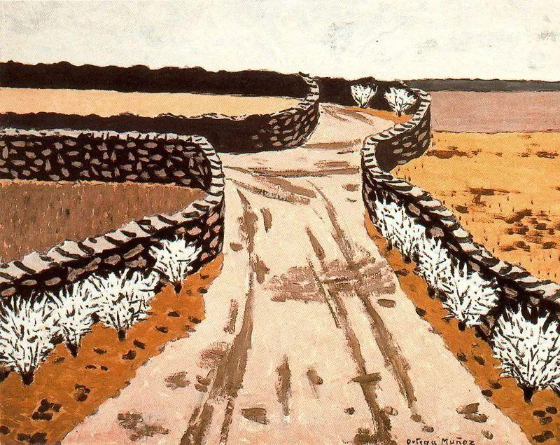 质朴的风景,干燥土地上重复着的孤木!插图69