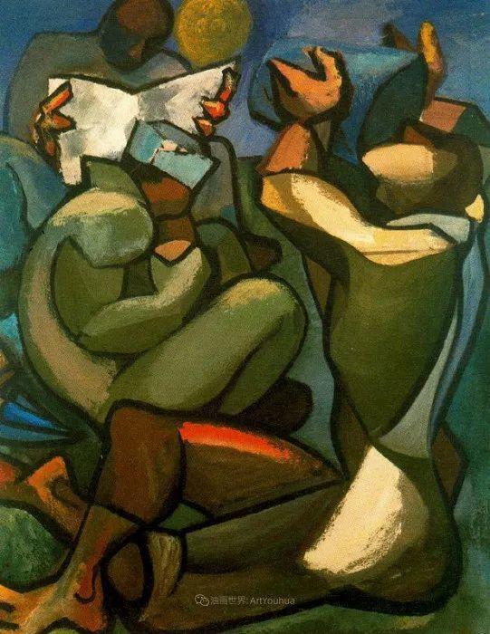 意大利画家保罗·里奇作品欣赏插图3