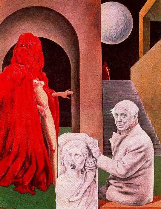意大利画家保罗·里奇作品欣赏插图9