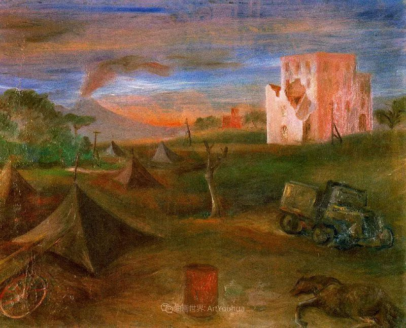 意大利画家保罗·里奇作品欣赏插图11