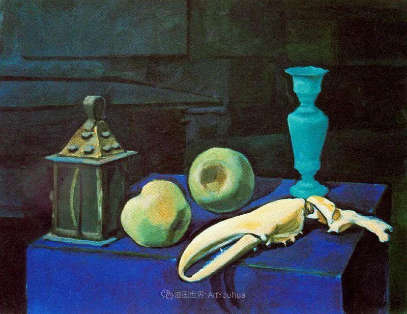 意大利画家保罗·里奇作品欣赏插图13