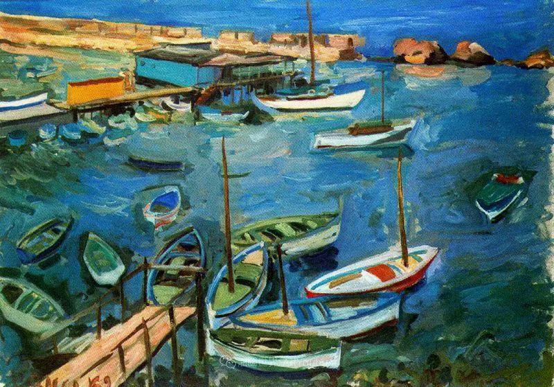 意大利画家保罗·里奇作品欣赏插图15