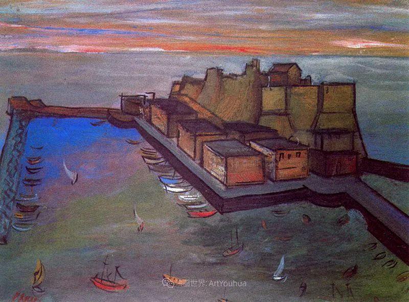 意大利画家保罗·里奇作品欣赏插图17