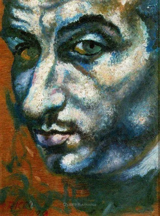 意大利画家保罗·里奇作品欣赏插图21